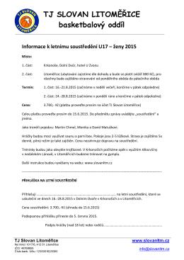 2015_soustredeni_U17-zeny