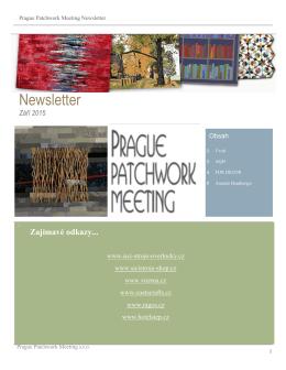 PPM Newsletter - Září 2015