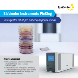 BioVendor Instruments PicKing