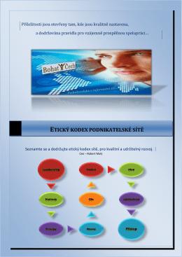 Etický kodex podnikatelské sítě