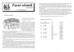Fv 6 - 2015pdf - Římskokatolická farnost Telč