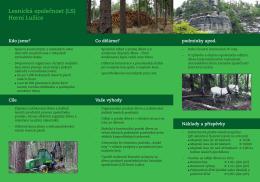 Lesnická společnost (LS) Horní Lužice