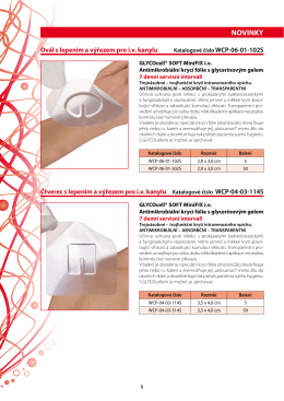 NOVINKY - MSA Medical