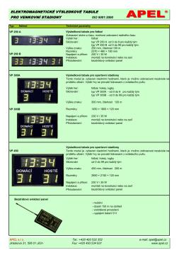 Dokumentace ke stažení v pdf