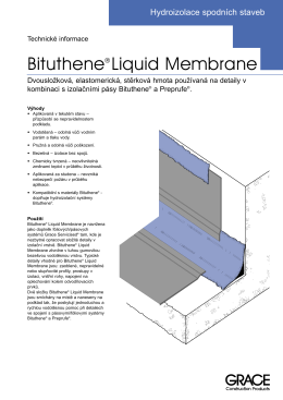 Bituthene®Liquid Membrane