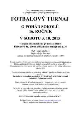 Česká tábornická unie TK Sokoli Brno