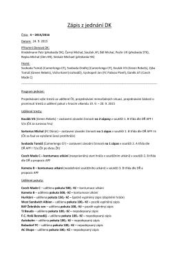 Zápis z jednání DK 24.9.2015 Stáhnout tento soubor