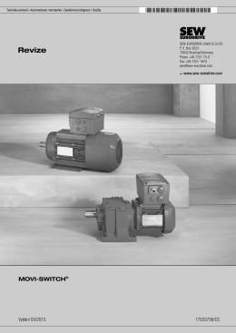Revize MOVI-SWITCH®, 17033756
