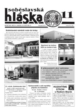 Listopad 2015 - Hlasnatrouba.cz