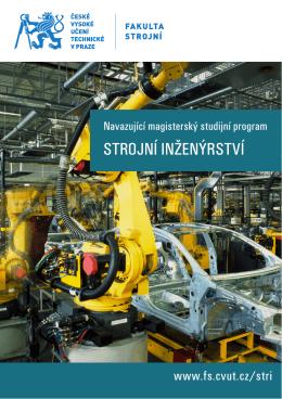 Strojní inženýrství_2015
