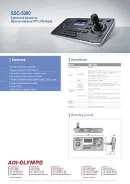 SSC-5000 - ADI Global Distribution