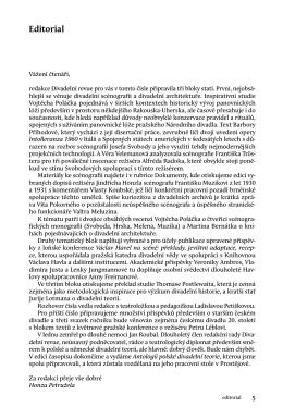 Editorial - Divadlo.cz