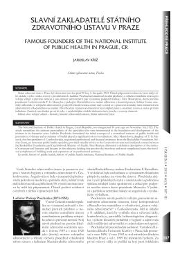 PDF text - Státní zdravotní ústav