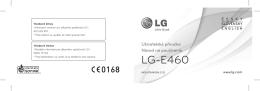 LG-E460 - Mobilium.cz