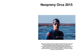 Neopreny Orca 2015