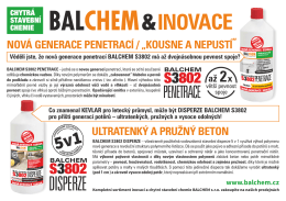 BALCHEM & INOVACE