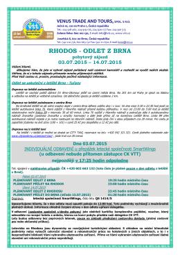 Pokyny RHODOS Z BRNA 03.07. - 14.07. 2015-1