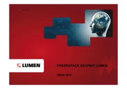 Reference skupiny LUMEN_02.2015_CZ