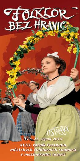 Brožura [] - Folklór bez hranic