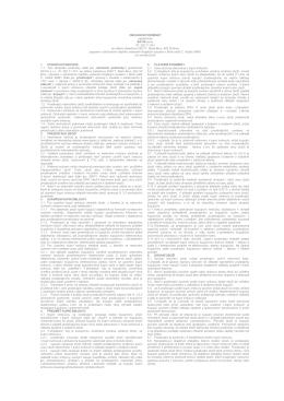 OBCHODNÍ PODMÍNKY společnosti SAYIA s.r.o. IČ: 255