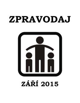 Zpravodaj září 2015 - Asociace rodičů a přátel zdravotně