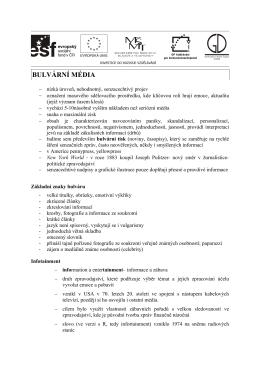 medialni-vychova-01-Bulvárnà média