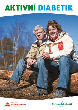 Brožura Aktivní diabetik