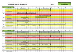 tréninkový plán na měsíc červen 2015
