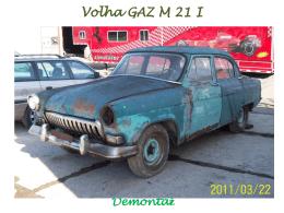 Volha GAZ M 21 I