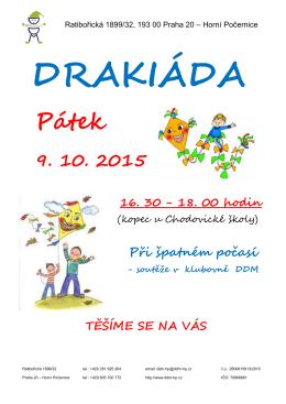 Pátek - DDM Horní Počernice