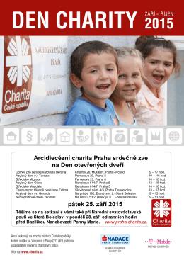 Pozvánka - Arcidiecézní charita Praha