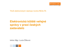 e-tržiště