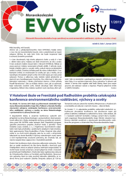 EVVO listy 01/2015