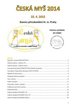 Vysledkovy katalog CESKA MYS 2015