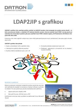LDAP2JIP s grafikou