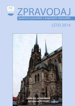 Léto 2014 - Česká Akademie dermatovenerologie