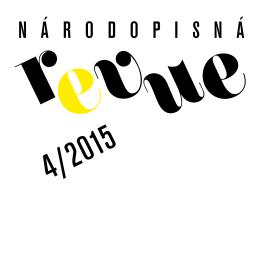 autoři studií a článků nr 4/2015 - Národopisná Revue