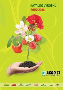 Katalog přípravků pro ochranu rostlin
