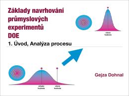 Plánování experimentů
