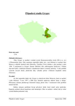 Případová studie - Grygov (PDF 385 kB)