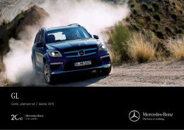 Stáhnout ceník třídy GL  - Mercedes-Benz