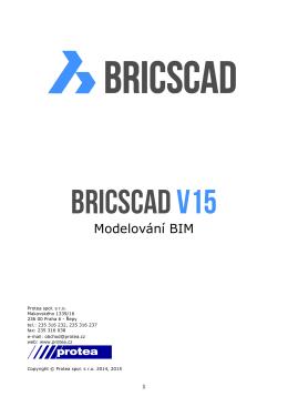 Modelování BIM - Protea spol. s ro