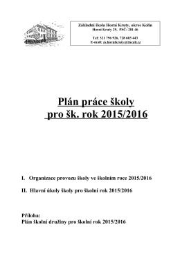 ZDE - Základní škola Horní Kruty