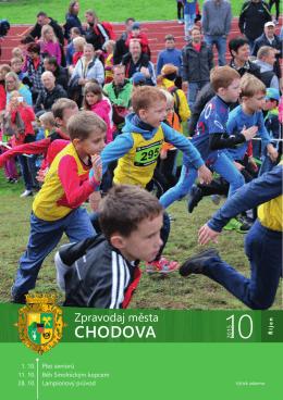 Říjen - KASS Chodov