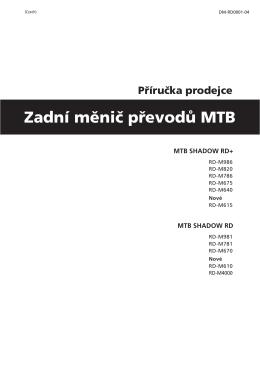 shimano-prirucka-mechanika-zadni-menic-prevodu