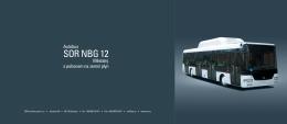 SOR NBG 12 - SOR Libchavy, s.r.o.