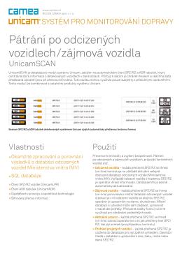 Stáhněte si katalogový list Formát PDF