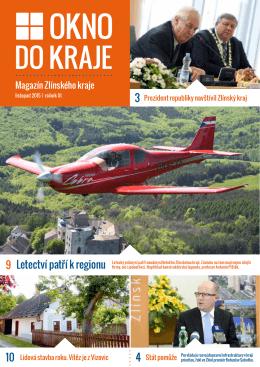 Magazín Zlínského kraje - HEXXA komunikační agentura