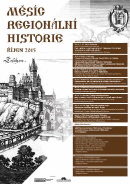Měsíc regionální historie - Městská knihovna Český Těšín