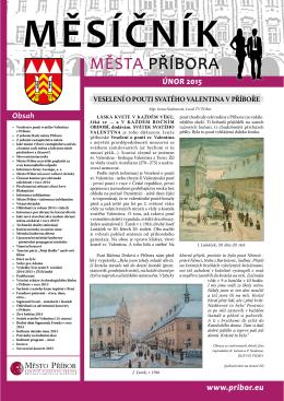 022015 - Město Příbor